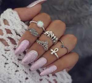 Светлый маникюр: 50 фото шикарных ногтей гель-лаком